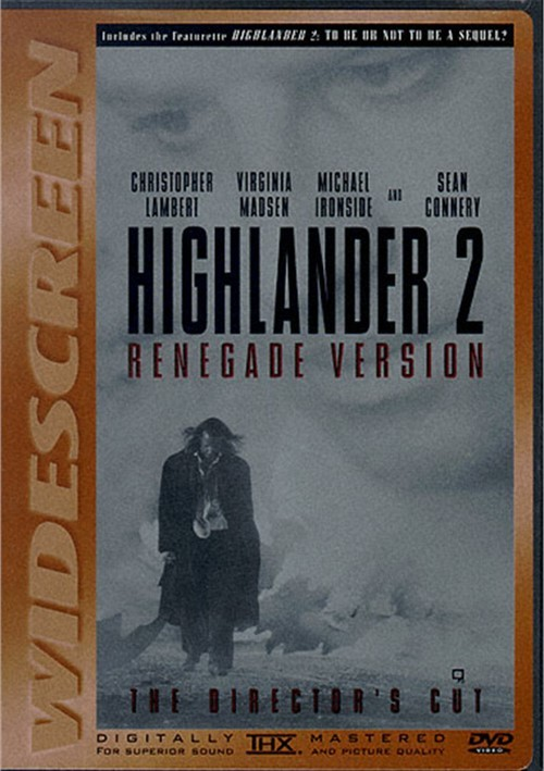 Highlander 2: Renegade Version Movie