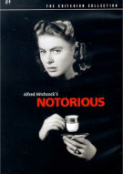 Notorious: The Criterion Collection Movie