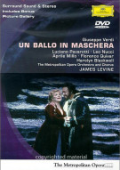 Verdi: Un Ballo In Maschera Movie