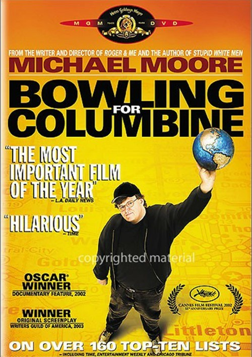 Bowling For Columbine Movie