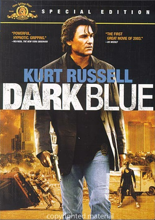 Dark Blue Movie