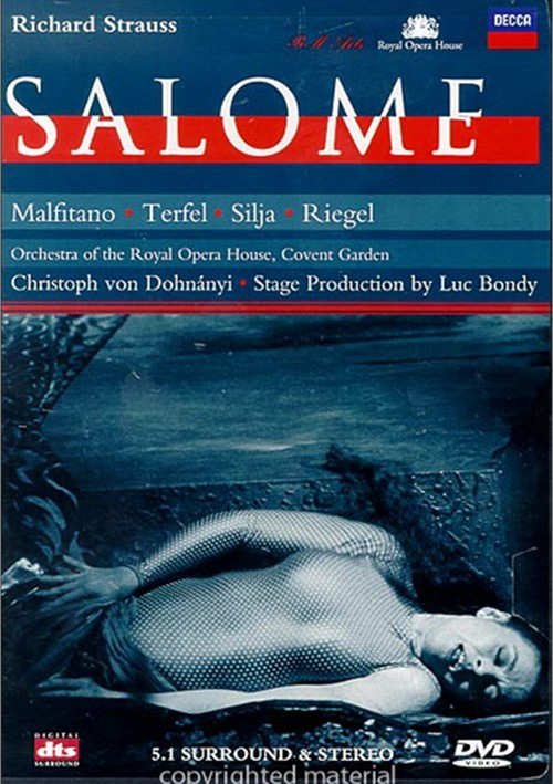 Salome: Strauss Movie