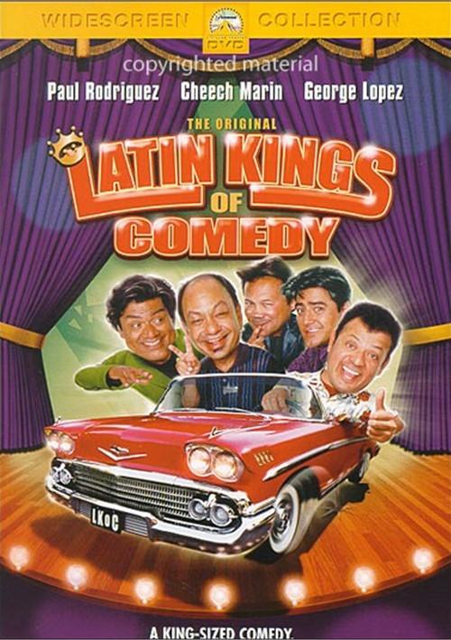 Original Latin Kings Of Comedy, The Movie