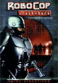 Robocop: Crash & Burn Movie