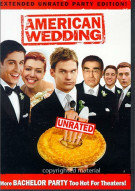 American Wedding: Unrated Extended Party Edition (Fullscreen) Movie