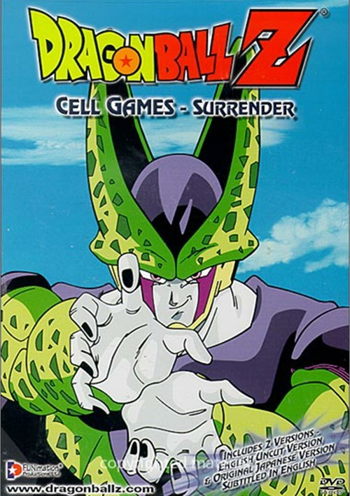 Dragon Ball Z: Cell Games - Surrender Movie