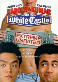 Harold & Kumar Go To White Castle: Unrated Movie
