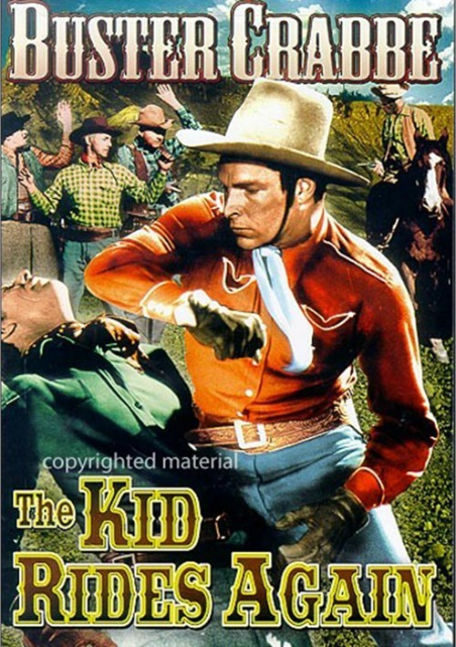 Kid Rides Again, The Movie