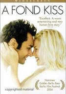 Fond Kiss, A Movie