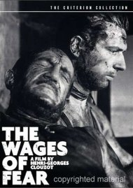Wages Of Fear, The: Fully Restored Special Edition - The Criterion Collection Movie