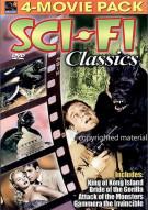 Sci-Fi Classics: 4 Movie Pack - Volume 3 Movie