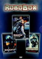 Robobox: Robocop 1-3 Movie