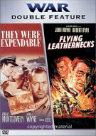 War Double Feature: They Were Expendable / Flying Leathernecks Movie
