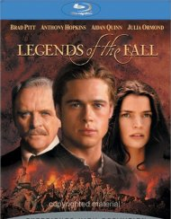 Legends Of The Fall Blu-ray