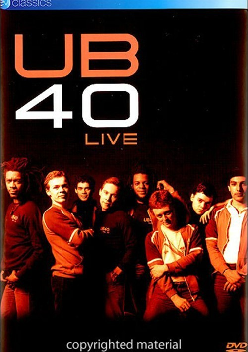 UB40 Live Movie