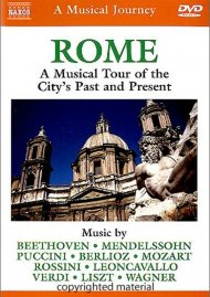 Musical Journey, A: Rome - A Musical Tour Of The Citys Past & Present Movie