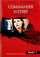 Commander In Chief: The Inaugural Edition - Part 1 Movie