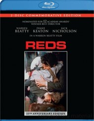 Reds: 25th Anniversary Edition Blu-ray