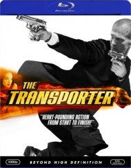 Transporter, The Blu-ray