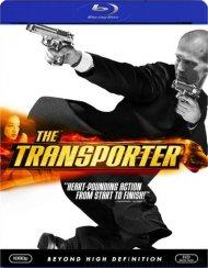Transporter, The Blu-ray