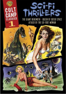 Cult Camp Classics: Volume 1 - Sci-Fi Thrillers Movie