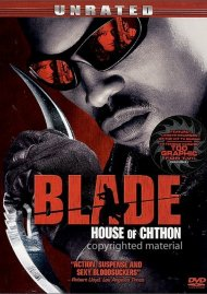 Blade: House Of Chthon Movie