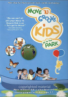 Move N Groove Kids: Go To The Park - Volume 3 Movie