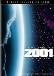 2001: A Space Odyssey - Special Edition Movie