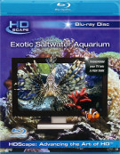 HDScape Exotic Saltwater Aquarium Blu-ray