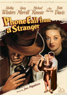 Phone Call From A Stranger Movie