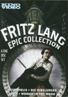 Fritz Lang Epic Collection Movie