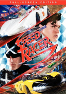 Speed Racer (Fullscreen) Movie