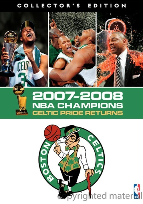 NBA Champions 2008: Special Edition - Celtic Pride Returns Movie