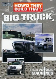 Howd They Build That?: Big Truck Movie