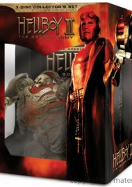 Hellboy II: The Golden Army - Collectors Set Movie