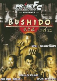 Pride FC: Bushido Volume 12 Movie