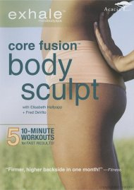 Exhale: Core Fusion Body Sculpt Movie
