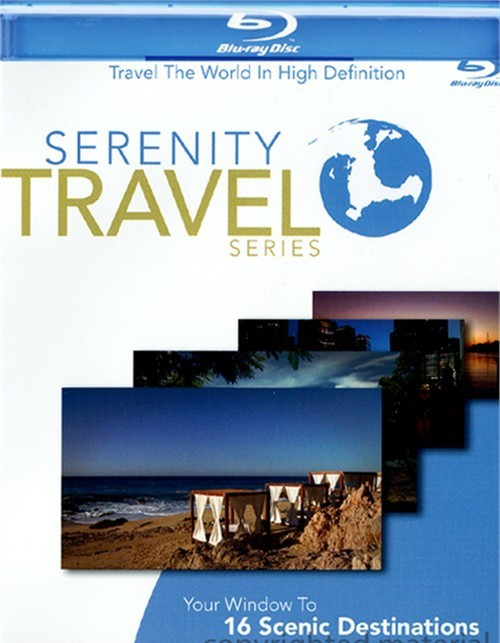 Serenity Travel: Vol. 1 Blu-ray