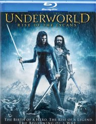 Underworld: Rise Of The Lycans Blu-ray