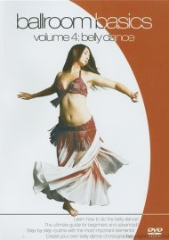 Ballroom Basics: Volume 4 - Belly Dance Movie