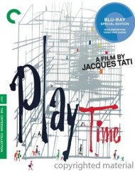 Playtime: The Criterion Collection Blu-ray