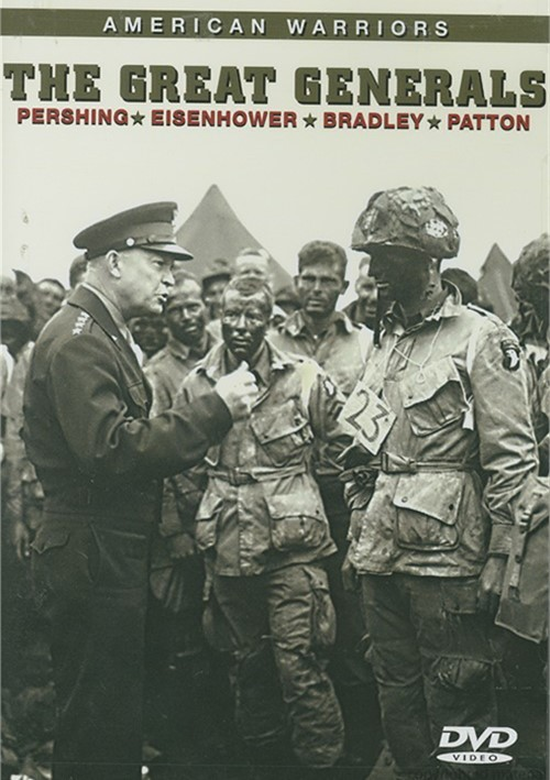 Great Generals, The: Pershing, Eisenhower, Bradley, Patton Movie