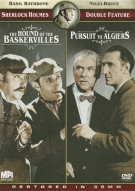 Hound Of The Baskervilles, The / Pursuit To Algiers (Sherlock Holmes Double Feature) Movie