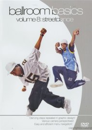 Ballroom Basics: Volume 8 - Streetdance Movie