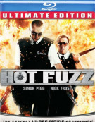 Hot Fuzz: Ultimate Edition Blu-ray