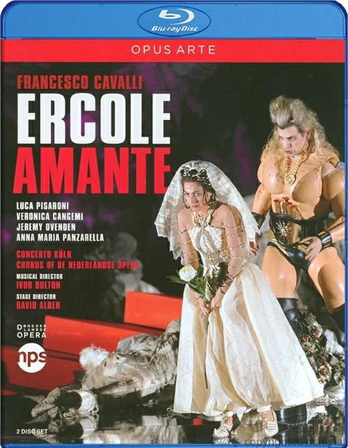 Francesco Cavalli: Ercole Amante Blu-ray