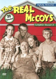 Real McCoys, The: Season 3 Movie