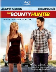 Bounty Hunter, The Blu-ray
