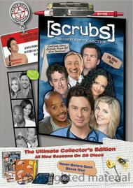 Scrubs: The Complete Collection Movie