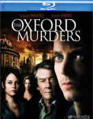 Oxford Murders, The Blu-ray